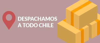 Despachos a todo Chile