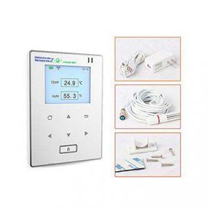 Controlador Temperatura Alerta a Celular y WIFI