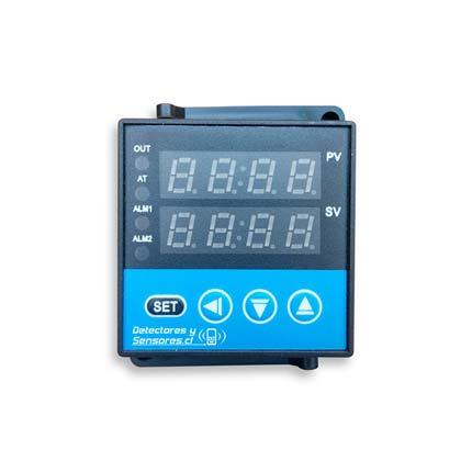 Medidor Temperatura Online