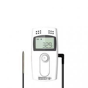 Datalogger Temperatura con Display y Extensión