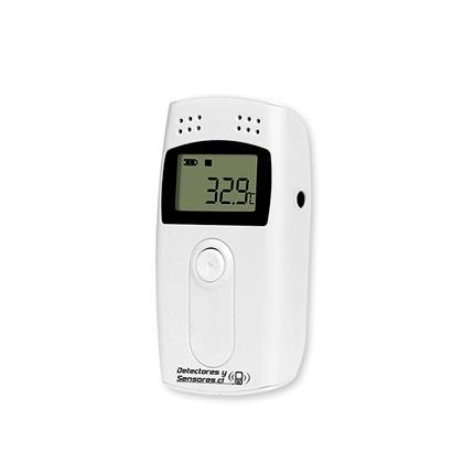 Datalogger Termógrafo Registrador de Temperatura con Display