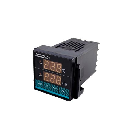 Controlador Temperatura y Humedad con Relé