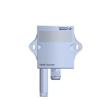Transmisor Temperatura Humedad 1 Salida