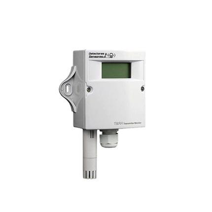 Transmisor Temperatura Humedad 2 Salidas