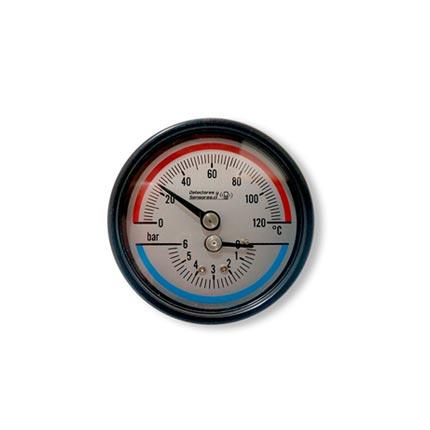 Termómetro Manómetro