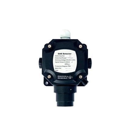Detector Monóxido con Dos Relés Protección IP65