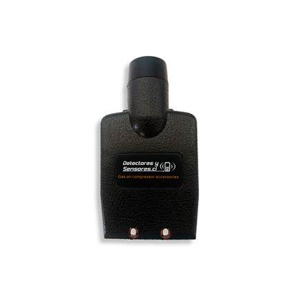 Compresor de Aire para Detector de Gases