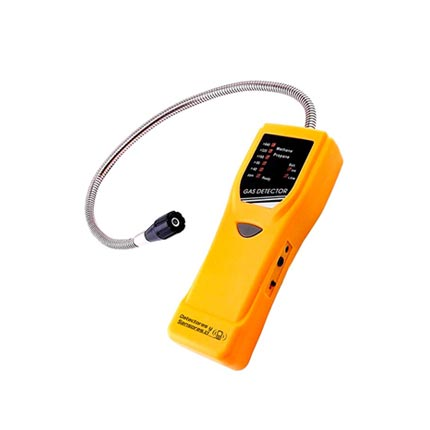 Detector de Gas Metano Propano Portátil