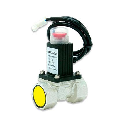 Válvula Solenoide para Control Escape Gas