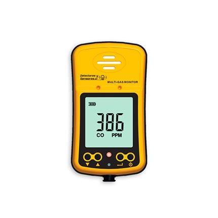 Detector Portátil 2 Gases H2S+CO