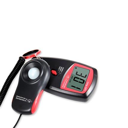 Medidor de Luz Ambiente LX1010B