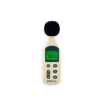 Medidor Sonido Ambiental 130dB