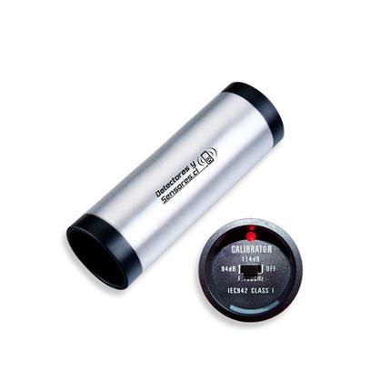Calibrador de Sonido para Sonómetro