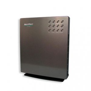 Purificador de Aire Filtros Hepa Carbon 1 Millon Iones Sensor