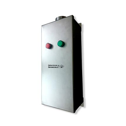 Eliminador de Olores Industrial para Ductos