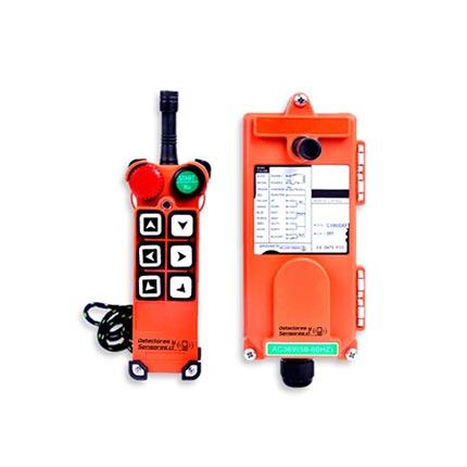 Control Remoto 6 Botones