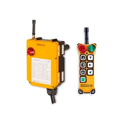 Control Remoto Industrial 6 Botones