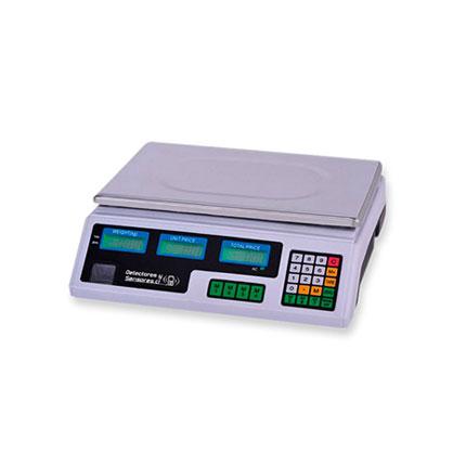 Balanza Electrónica 15 Kg para Negocio