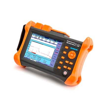 OTDR Analizador Fibra Óptica Portátil