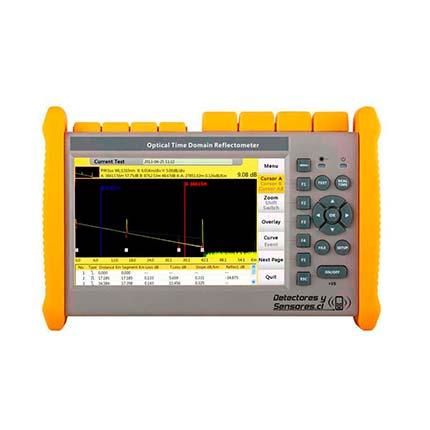 OTDR Analizador Fibra Óptica