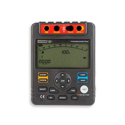 Tester Aislación Resistencia Megaohmetro UT511