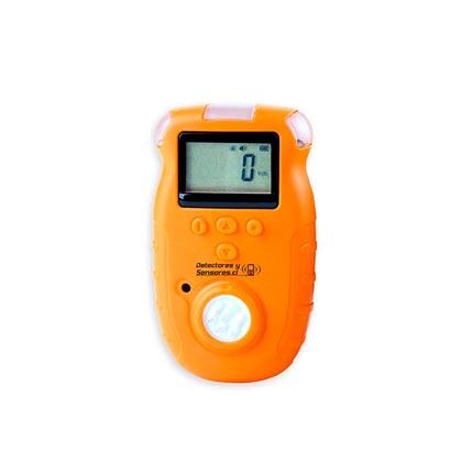 Detector Gas Alarma Portátil
