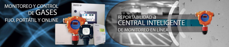 Soluciones Integrales de Monitoreo y Control de Gases