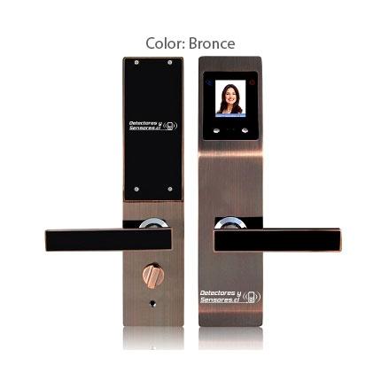 Cerradura Reconocimiento Facial Biométrico