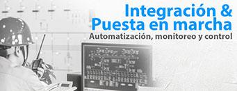 Integración y Puesta Marcha de Sistemas de Monitoreo