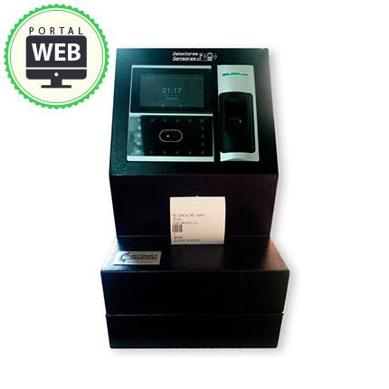 Control Asistencia Biométrico, Dirección Trabajo