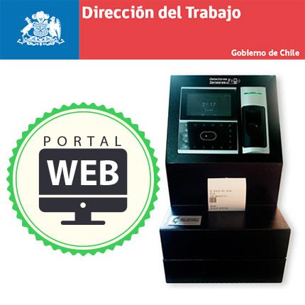 Control de Asistencia Certificado por Dirección del Trabajo