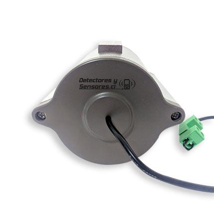 Alarma Generadora Cortina de Humo