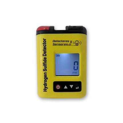 Detector de Gas Sulfuro de Hidrógeno