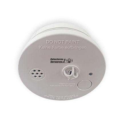 Detector de Humo y Calor Autónomo Interconectado