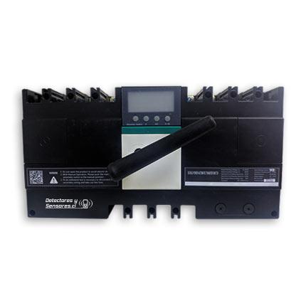 Switch Transferencia Automático 4 Polos 250A Trifásico