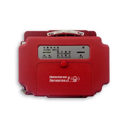 Sensor de Terremoto Cortacorriente