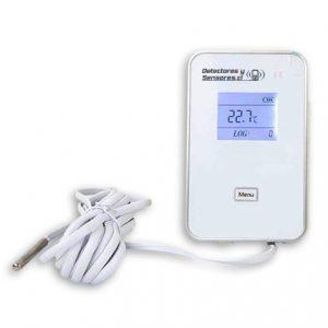 Controlador Temperatura y Humedad WIFI con Sonda