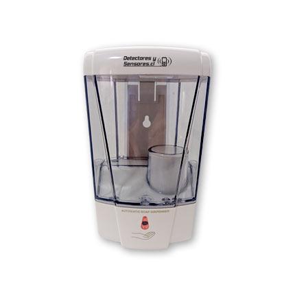 Dispensador Alcohol Gel Automático